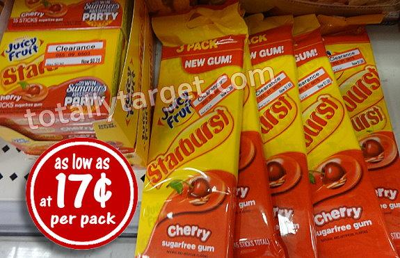starburst-gum