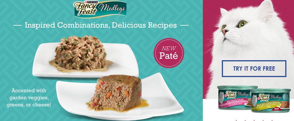 Get A FREE Sample Of Purina Fancy Feast Medleys | TotallyTarget.com