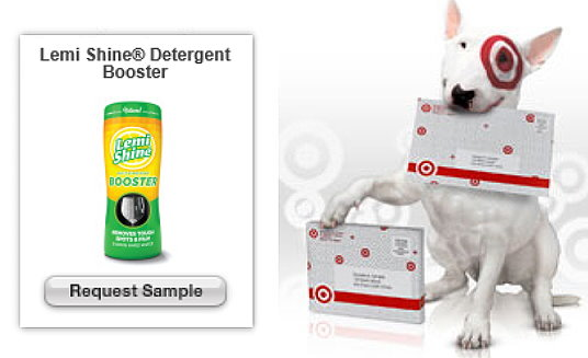 Target Sample Spot: FREE Sample Of Lemi Shine   TotallyTarget.com