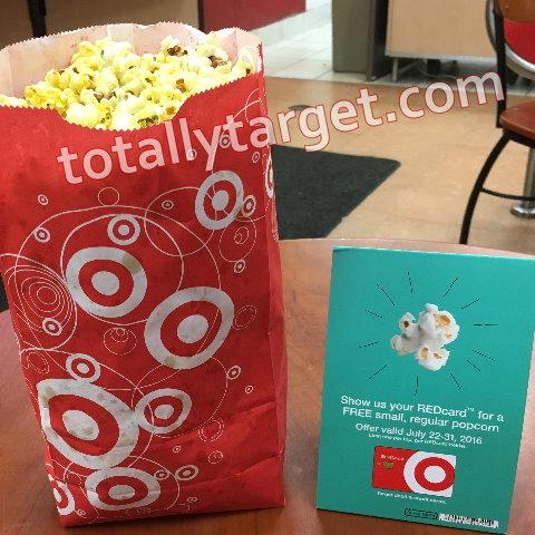 free-popcorn-at-target