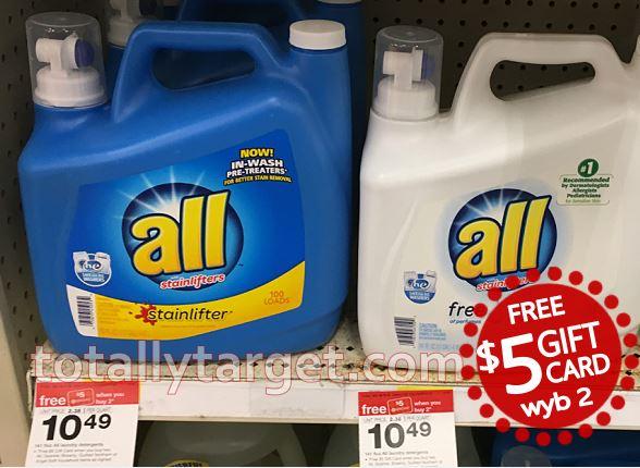 all detergent