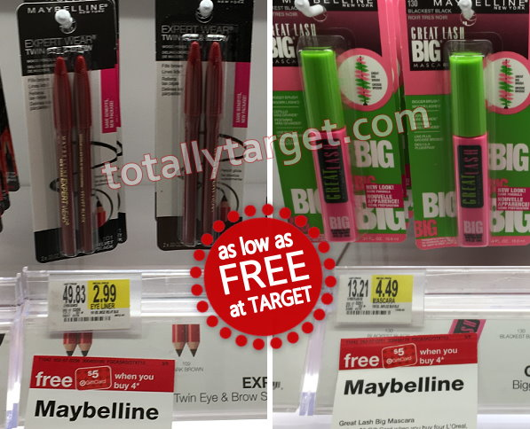 free-maybelline