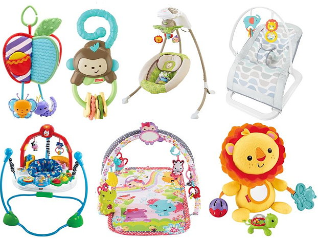 Target.com: Nice Sales On Fisher-Price Baby Gear & Toys + Get Up ...