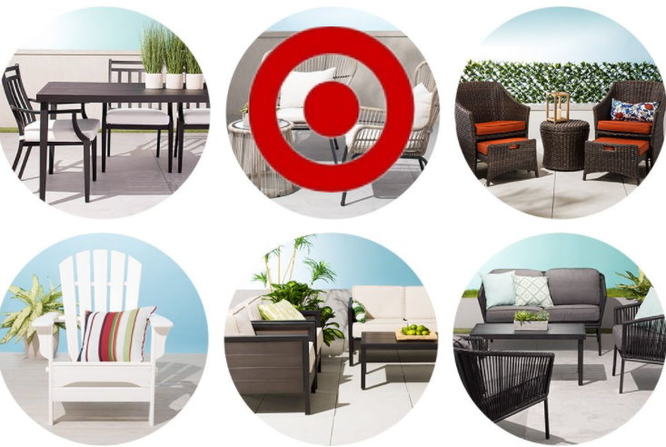 Target: Save Up To 40% On Select Patio Items Online