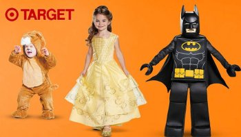 Target: Get 40% Off Halloween Costumes For Kids & Adults & Value ...