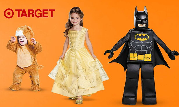 Get Up To 25% Off Halloween Costumes At Target | TotallyTarget.com