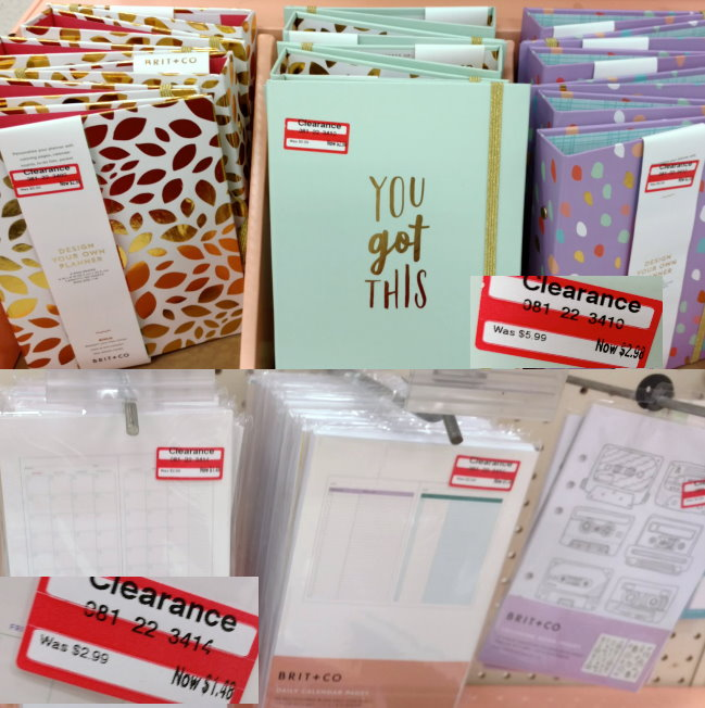 STATIONERY-planners