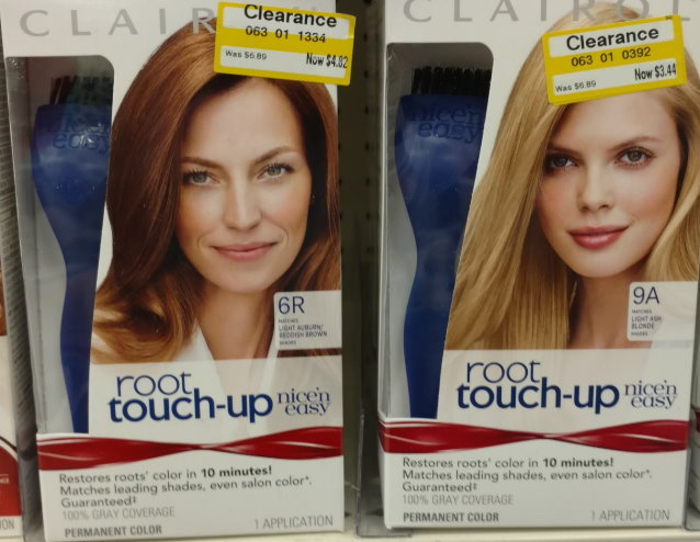Target Clearance Deals On Hair Color Save Big On Garnier Loreal