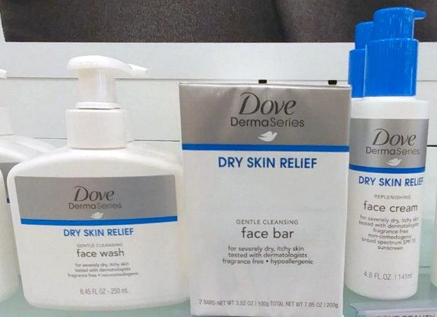dove-shelf