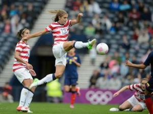 Alex Morgan Scissor Kick