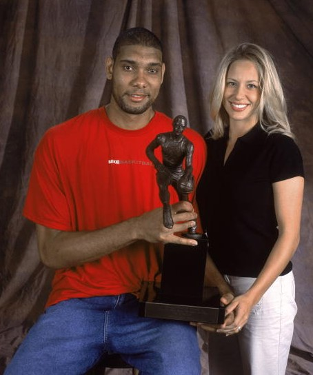 Tim duncan s soon to be ex wife amy duncan total sports blog