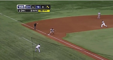 yanks triple play
