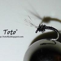 Emergente de díptero con gallo de león by Toto®