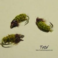 Caddis Larva by Toto®