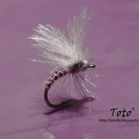 Emergente de díptero Silver CDC by Toto®