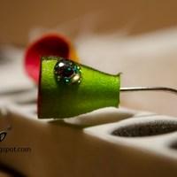 Fabricación y atado de un Popper de Foam.... by Toto®