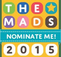 Tots100 MAD Blog Awards