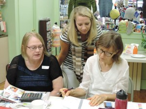 Teaching in PA at Mountain Knits & Pearls