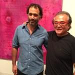 Bosco Sodi e Ricard Akagawa