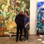 Ricard Akagawa e Cecily Brown