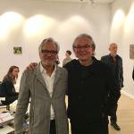 Anish Kapoor e Ricard Akagawa