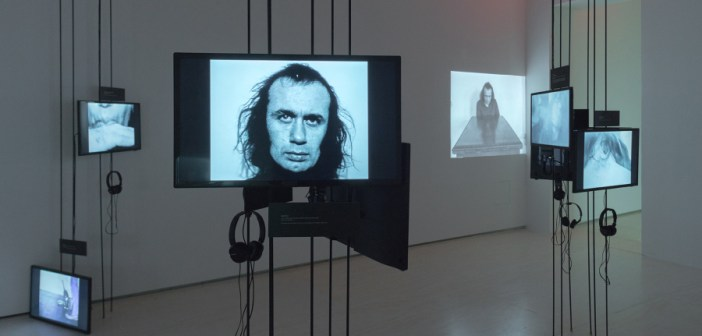 Vito Acconci, VITO ACCONCI: WHERE WE ARE NOW (WHO ARE WE ANYWAY?), 1976
