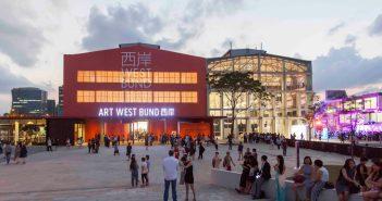 West Bund Art & Design. Foto: West Bund Art & Design