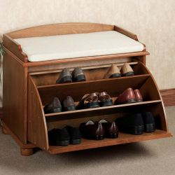 Small Of Bench With Shoe Storage