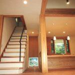 リビング・階段