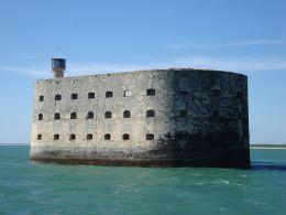 Pevnost Boyard – západní pobřeží Francie