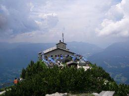 Orlí hnízdo – horské útočiště Adolfa Hitlera, Bavorsko