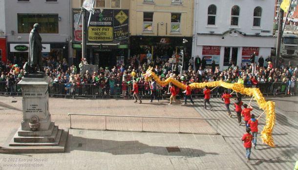 Golden Dragon is not a buffet