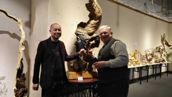 Wu Xiao Yon and Jack
