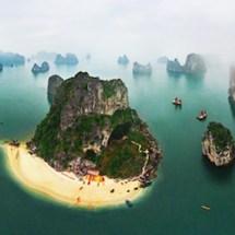 Los 7 paisajes acuáticos más bellos del mundo