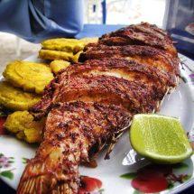 Vamos a disfrutar la gastronomía  dominicana