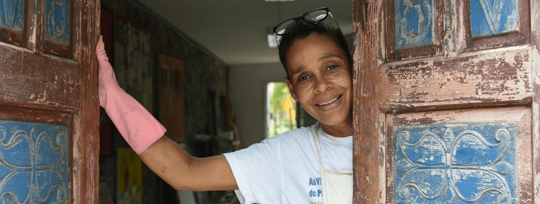 """""""Ojalá que llueva café"""" de la artista visual Luz Severino llega al Centro Cultural Mirador"""