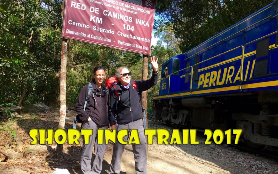 Standard Short 2 Day Inca Trail Available Again after April Landslide