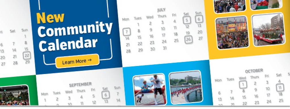 Logo Community Events Calendar