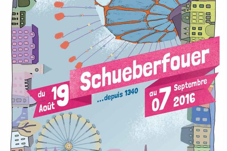 Luxembourg : la 676ème édition de la Schueberfouer est en place !