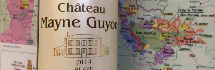 Chateau Mayne-Guyon 2014