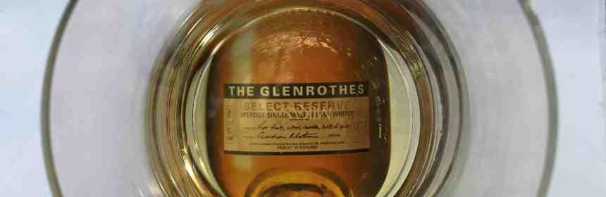 glenrothes reserve select scotch