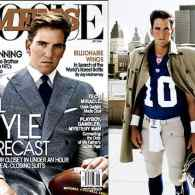 A Moussed-Up Eli Manning Plays Fashion Model on <i>Men's Vogue</i>