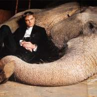 Robert Pattinson is Working His Elephant Too Hard