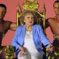 Betty White and Her Muscle Posse are 'Still Hot': VIDEO