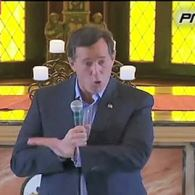 Santorum Blasts 9th Circuit, Says Prop 8 Ruling Pegs Religious Folk as Haters and Bigots: VIDEO