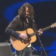 Chris Cornell's Live Tribute To Whitney Houston: VIDEO