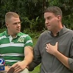 Gay Couple in Marine Homecoming Photo Speaks Out: VIDEO