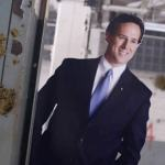 Santorum Ad Attacking Romney Features Splattering Frothy Liquid: VIDEO
