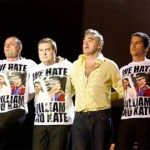 Morrissey and His Band 'Hate William and Kate'