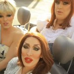 Drag Queens 'Chow Down' at Chick-Fil-A in Wilson Phillips Spoof: VIDEO